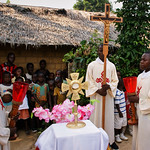 AF 598 - DR Congo, Bandundu, Corpus Christi in the parish of Jesus Christ the Source of Life