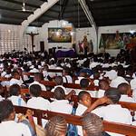 AF 502 - DR Congo, Parish of St. Amand in Kinshasa