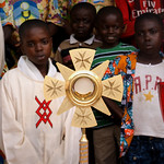 AF 604 - DR Congo, Bandundu, Corpus Christi in the parish of Jesus Christ the Source of Life