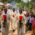 AF 601 - DR Congo, Bandundu, Corpus Christi in the parish of Jesus Christ the Source of Life