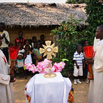 AF 597 - DR Congo, Bandundu, Corpus Christi in the parish of Jesus Christ the Source of Life