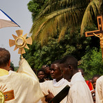 AF 600 - DR Congo, Bandundu, Corpus Christi in the parish of Jesus Christ the Source of Life